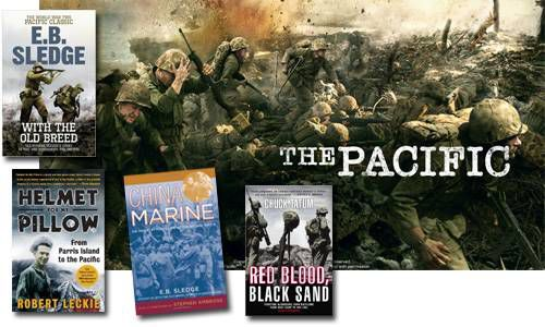 The Pacific Show and Adapted Book