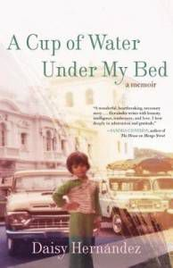 A Cup of Water Under My Bed by daisy Hernández