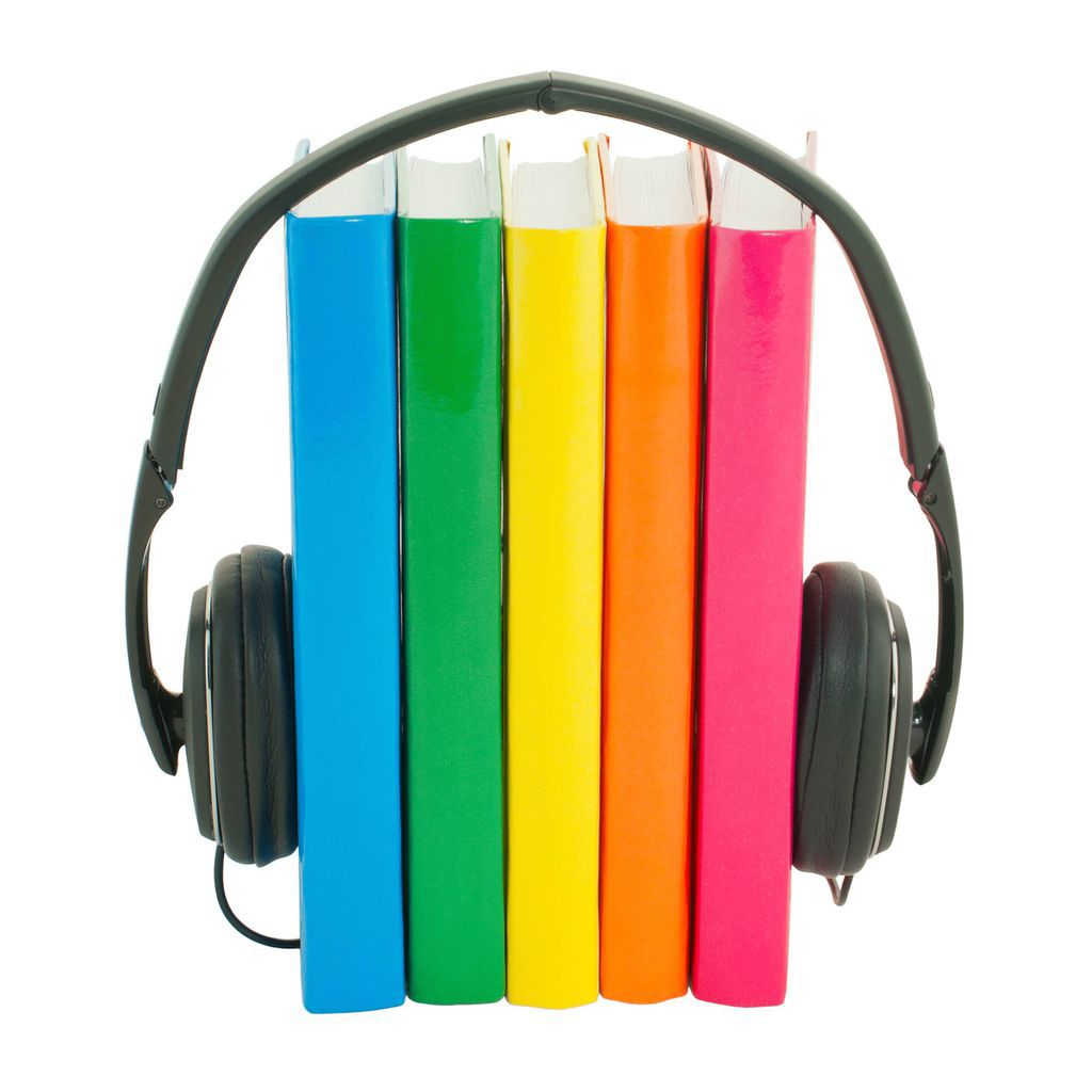 Books & Headphones