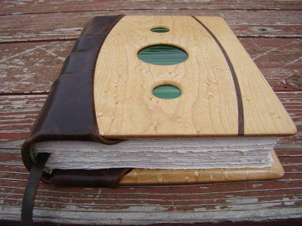 Birdseye Maple Journal