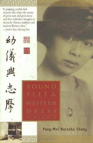 bound feet and western dress