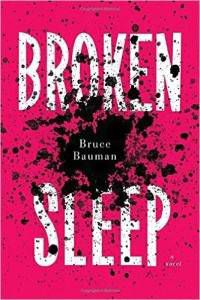 cover of Broken Sleep by Bruce Bauman