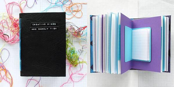 Badbooks Mixed Paper Journal