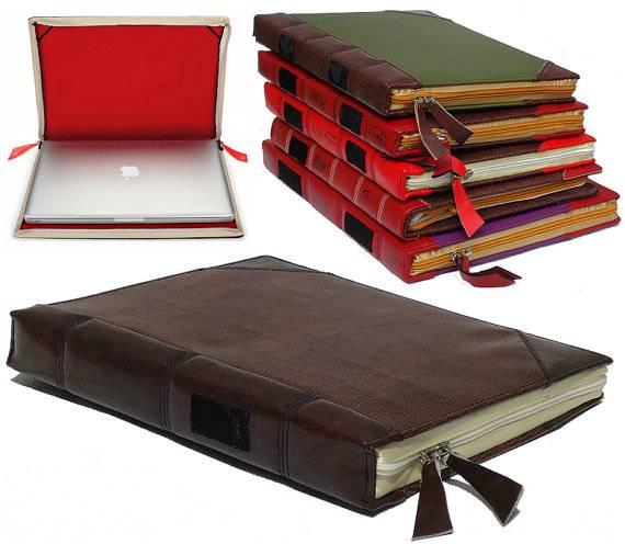 Old Book Computer Case : Book fetish volume