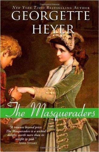 the masqueraders heyer