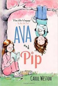 Ava and Pip by Carol Weston