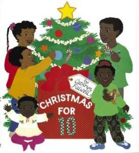 Christmas Books | Christmas for 10 by Cathryn Falwell