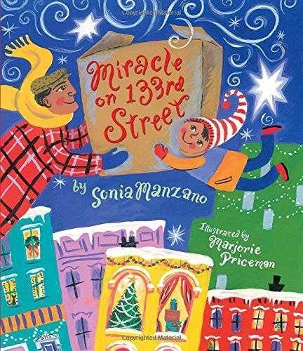 Christmas Books | Miracle on 133rd Street by Sonia Manzano