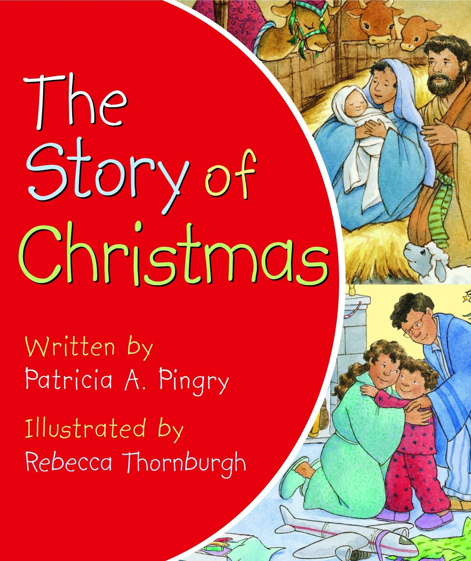 Christmas Books | The Story of Christmas by Patricia A. Pingry
