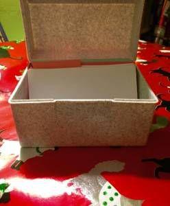 Gift Idea: Create a Card Catalog Reading Journal