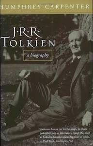 J.R.R. Tolkien: A biography by Humphrey Carpenter | 5 Books to Celebrate J.R.R. Tolkien's Birthday