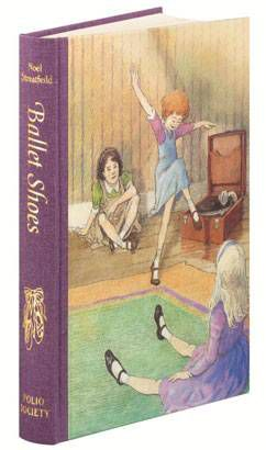 Ballet Shoes | 10 Folio Society Books to Give to Your Children This Christmas