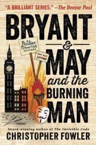 cover of bryant and may by christopher fowler