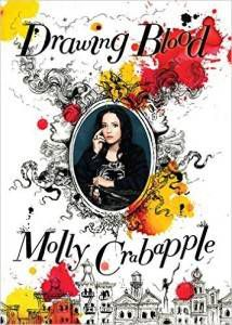 cover of drawing blood by molly crabapple