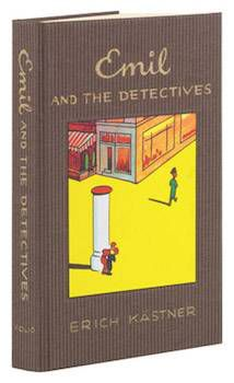 Emil and the Detectives | 10 Folio Society Books to Give to Your Children This Christmas