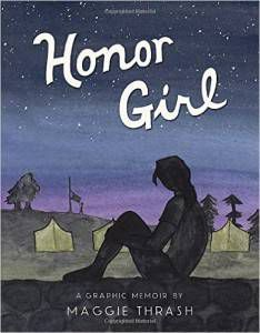 Honor Girl graphic memoir by Maggie Thrash