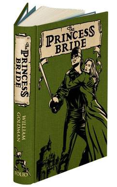 The Princess Bride | 10 Folio Society Books to Give to Your Children This Christmas
