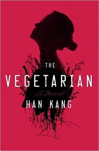 cover of the vegetarian by han kang