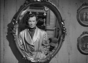 Great Expectations 1946 -Pip looks in mirror