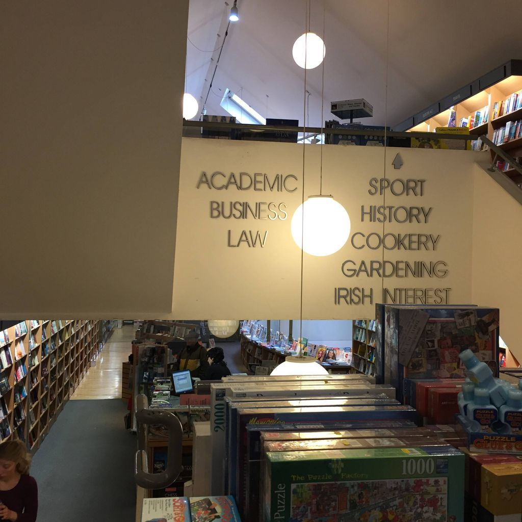 o'mahony's booksellers limerick