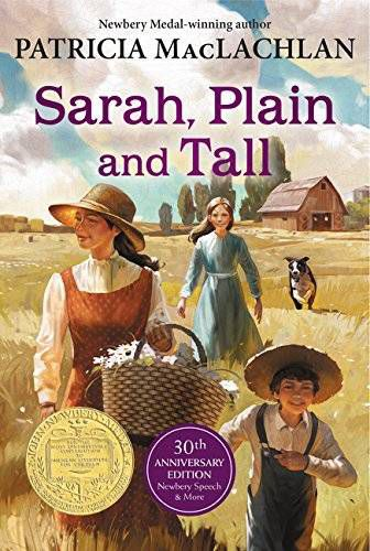 Sarah, Plain and Tall book cover