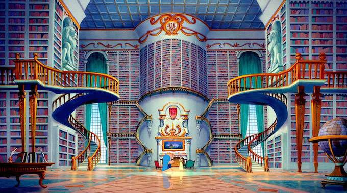beauty_and_the_beast_library