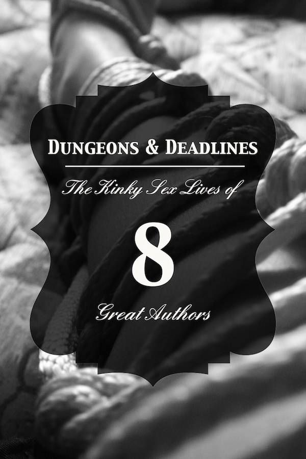 "This work, ""Dungeons & Deadlines,"" is a derivative of ""Creative Commons Rope Boots"" by Daisy Romwall, used under CC BY-SA 2.0. ""Dungeons & Deadlines"" is licensed under CC BY-SA 2.0 by Kate Scott."