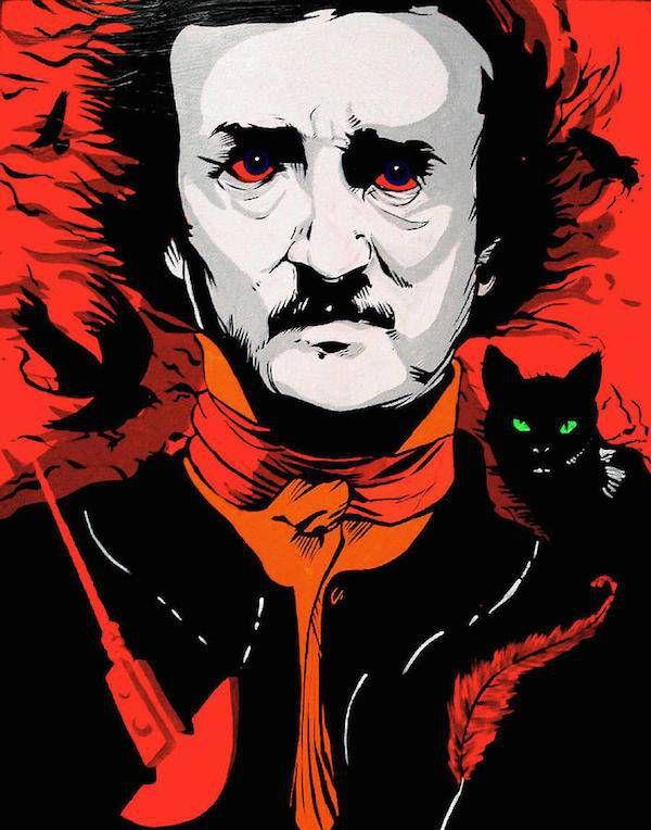 Edgar Allan Poe Kyle Willis