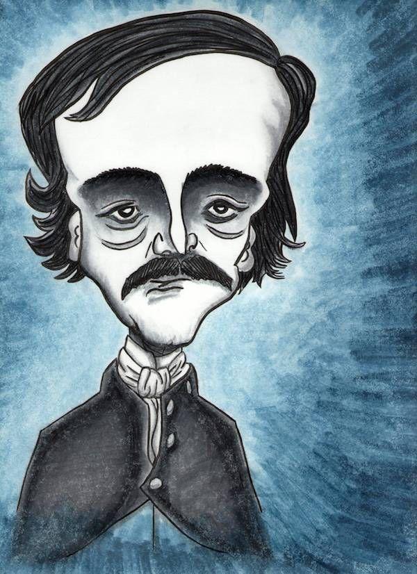 Tangible Boredom Edgar Allan Poe