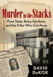 cover of murder in the stacks by david detok