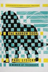 cover of the narrow door by paul lisicky