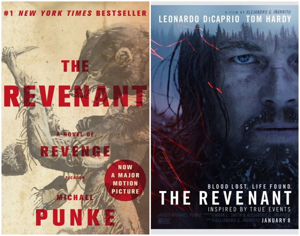 the revenant merged