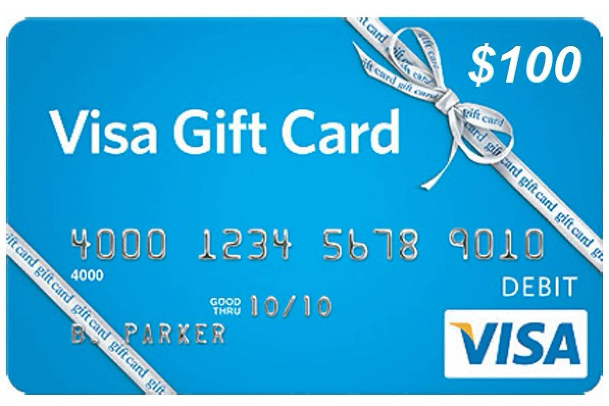 win a 100 visa gift card from early bird books - Visa Gift Card