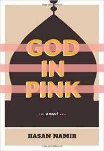 God in Pink by Hasan Namir book cover
