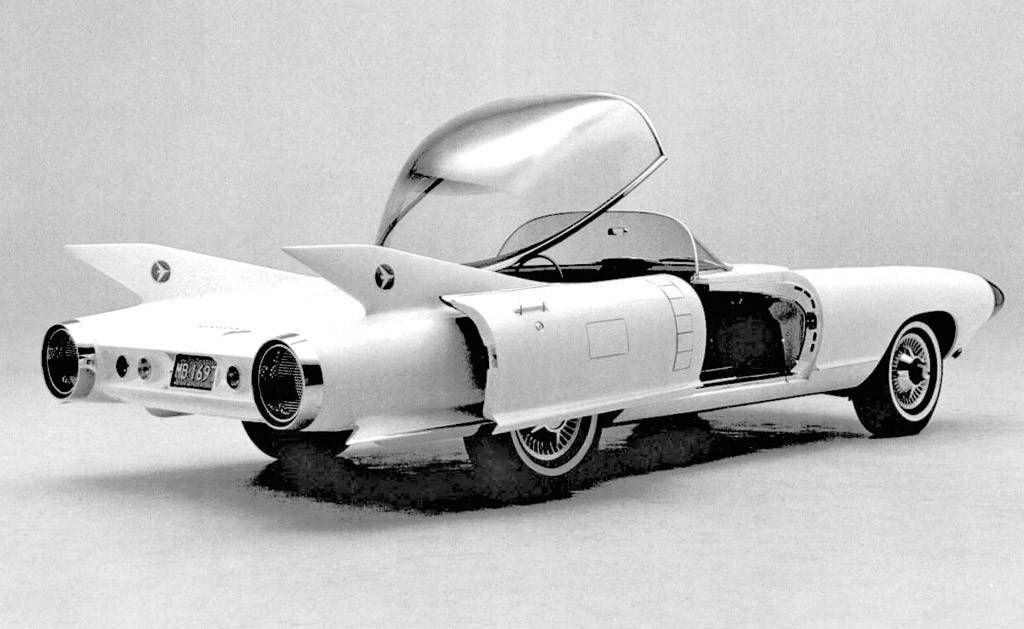 Cadillac Cyclone concept car, 1959