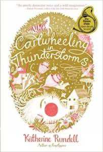 Cartwheeling in Thunderstorms by Katherine Rundell cover