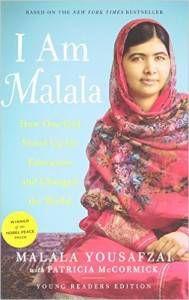 I Am Malala by Malala Yousafzai cover