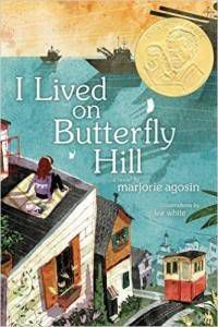 I Lived on Butterfly Hill by Marjorie Agosin cover