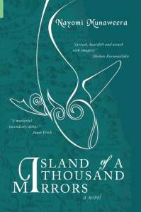 Women Writers: Island of A Thousand Mirrors by Nayomi Munaweera