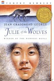 Julie of the Wolves by Jean Craighead George cover