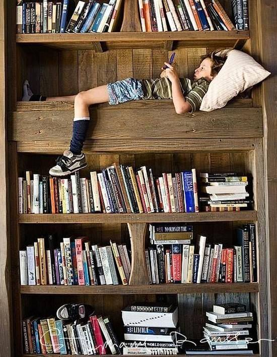 Create A Comfortable Reading Nook With These 10 Seating Ideas: 15 Awesome Kid's Reading Nook Ideas And Inspiration
