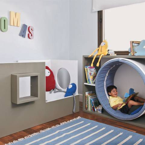 Kids Reading Nook Circle