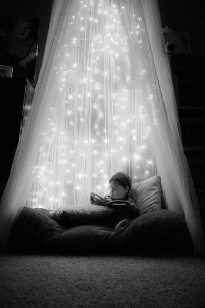 Kids Reading Nook Lights