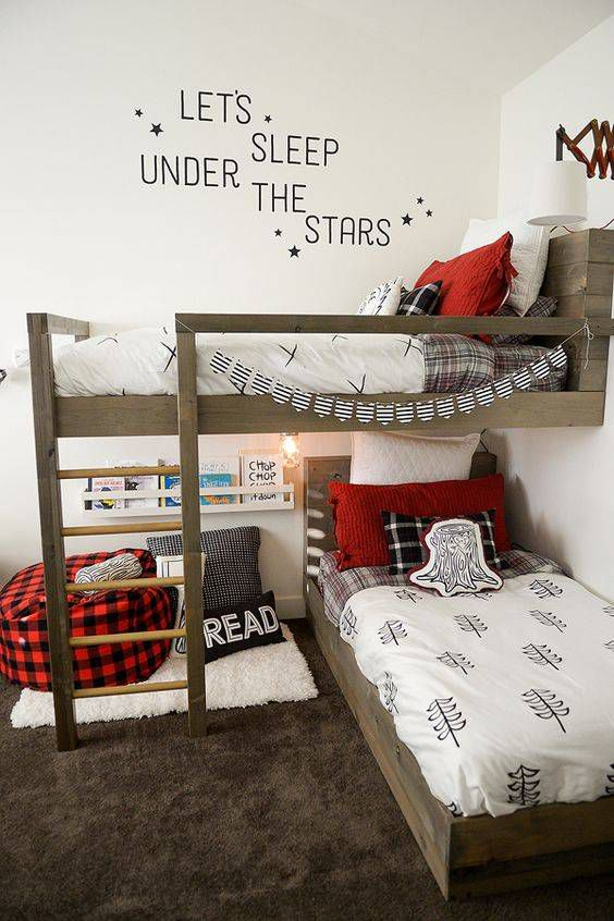 Kids Reading Nook Stars