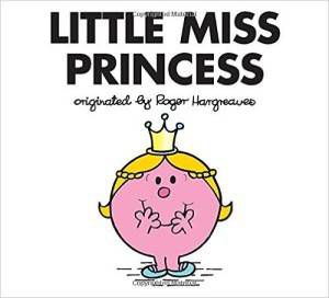 Little Miss Princess by Roger Hargreaves cover