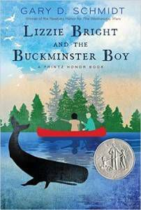 Lizzie Bright and the Buckminster Boy by Gary D. Schmidt cover