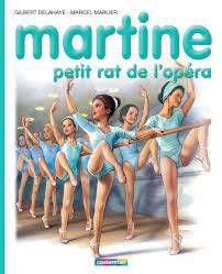 Martine Petit Rat de l'Opera