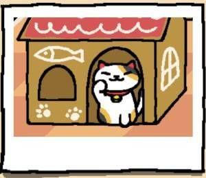 Neko Atsume Cat Ms. Fortune
