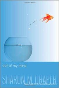 Out of My Mind by Sharon Draper cover