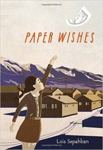 Paper Wishes by Lois Sepahban cover